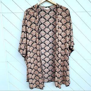 Nasty Gal Boho Kimono